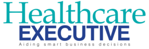 Healthcare executive logo - Media Partner InnoHEALTH 2017