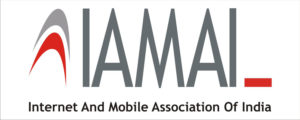 Internet and Mobile Association of India - IAMAI logo