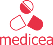 Medicea - RED Logo - Sponsor at InnoHEALTH 2017