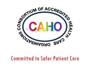 CAHO logo - Outreach partner for InnoHEALTH 2017