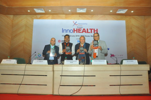 Gallery page - Day 1 - Inaugural Session InnoHEALTH 2016