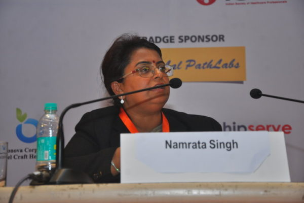 Gallery page - Namrata Singh at InnoHEALTH 2016