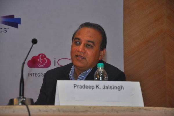 Gallery page - Pradeep K. Jaisingh at InnoHEALTH 2016
