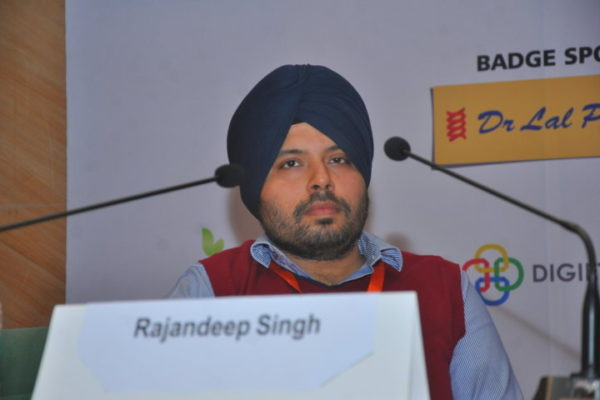 Gallery page - Rajandeep Singh at InnoHEALTH 2016