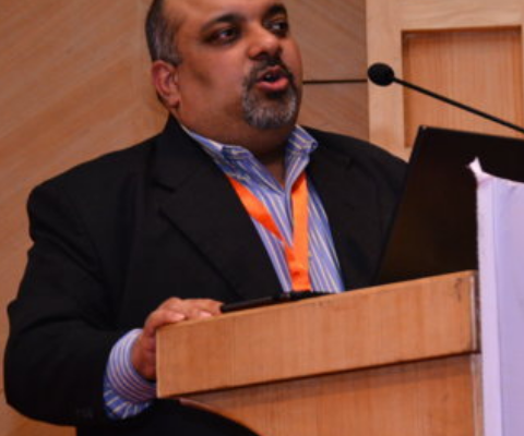 Gallery page - Rajeev Mudumba at InnoHEALTH 2016