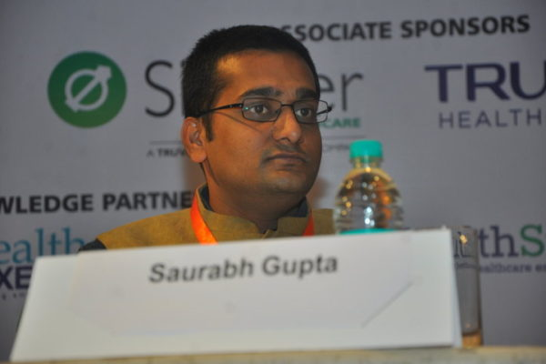 Gallery page - Saurabh Gupta at InnoHEALTH 2016
