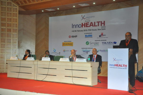 Gallery page - Session on - Best Practices in Hospital Management - in progress
