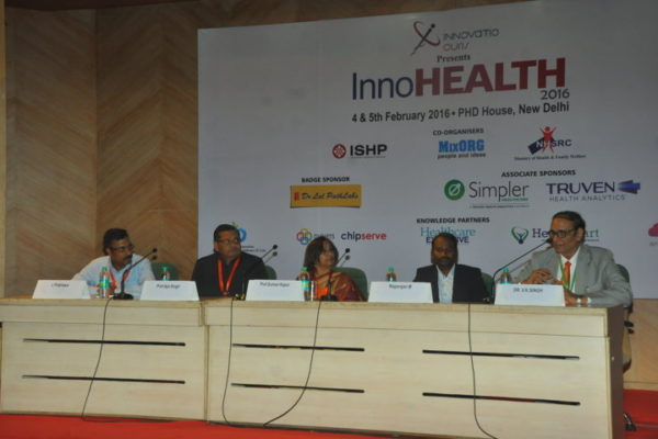 Gallery page - Session on - Technology Innovations in Public Healthcare - in progress