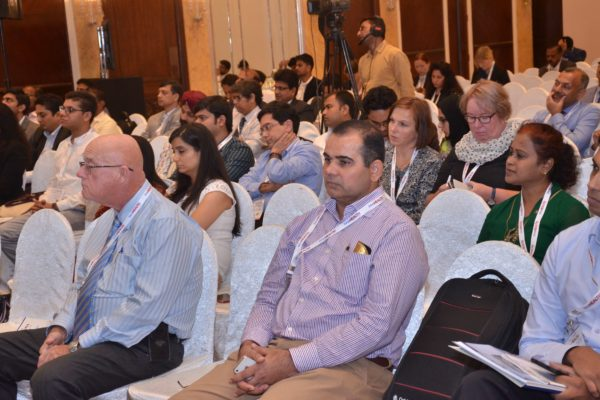 Audience at InnoHEALTH 2017