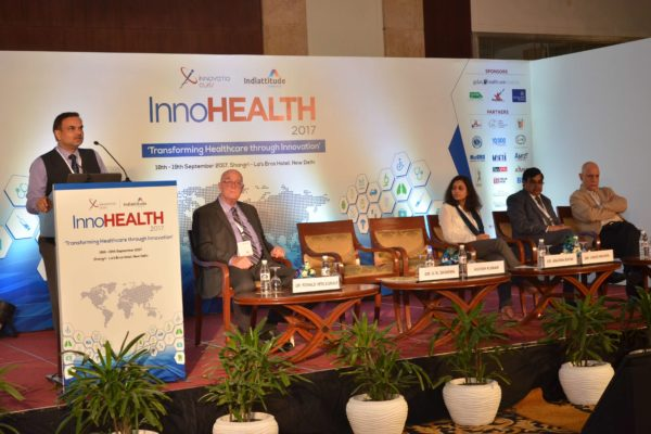 Session 6 in progress at InnoHEALTH 2017