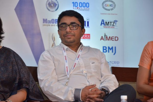 Dr Sanjay Sharma - Panellist of session 8 at InnoHEALTH 2017