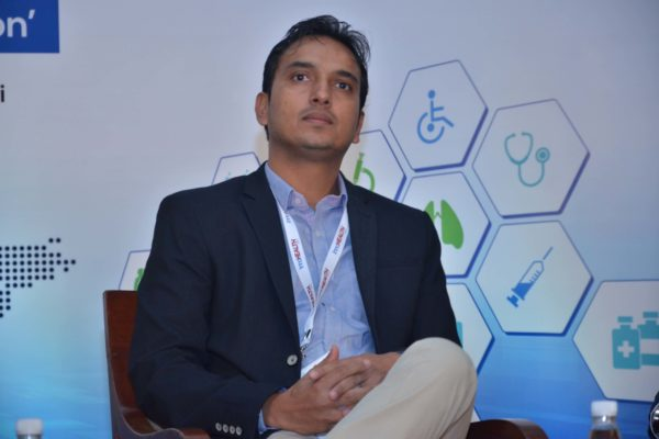 Dr Tarun Ramole - Panellist of session 5 at InnoHEALTH 2017