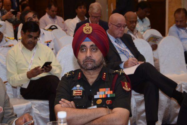 Maj Gen Jagtar Singh at InnoHEALTH 2017