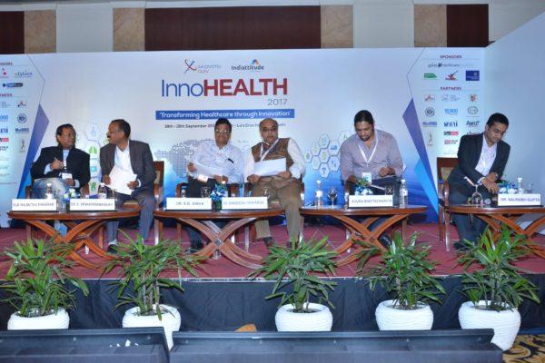 Jury of Young Innovators Award at InnoHEALTH 2017