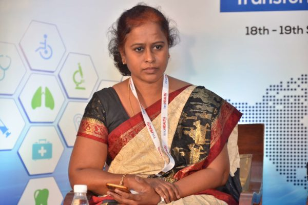 Sharda Balaji - Expert of session 9 at InnoHEALTH 2017
