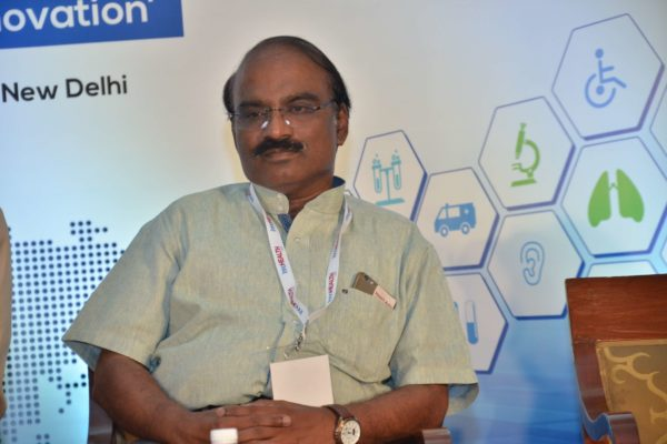 Dr D Prabhakaran at InnoHEALTH 2017