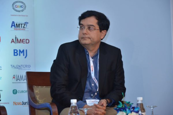 Dr Mukesh Taneja - Panellist of session 5 at InnoHEALTH 2017