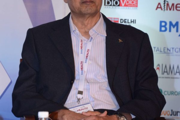Ashim Roy - Panellist of session 3 at InnoHEALTH 2017