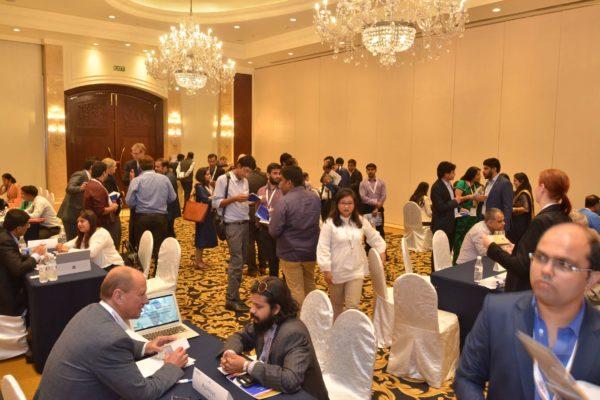B2B meeting of InnoHEALTH 2017 in progress