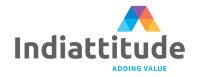 Indiattitude logo - Organiser of InnoHEALTH 2018