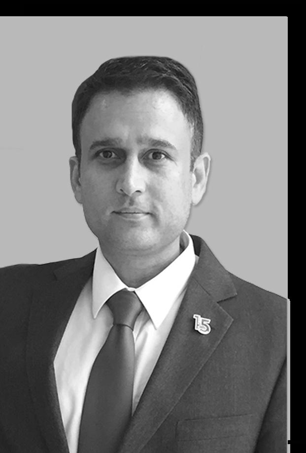 Amit Saroj, Organising Committee Member, InnoHEALTH 2018 Annual Healthcare Conference