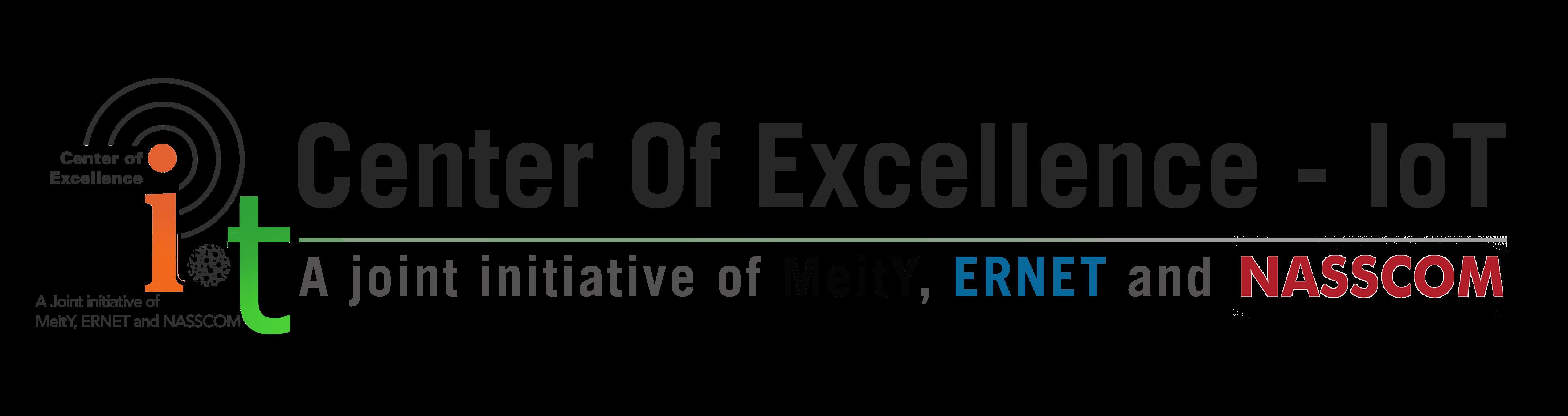 CoEIoT-NASSCOM logo-Organiser at InnoHEALTH 2018