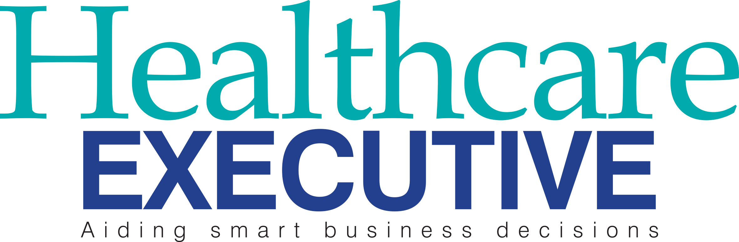 Healthcare Executive logo-Media partner for InnoHEALTH 2018