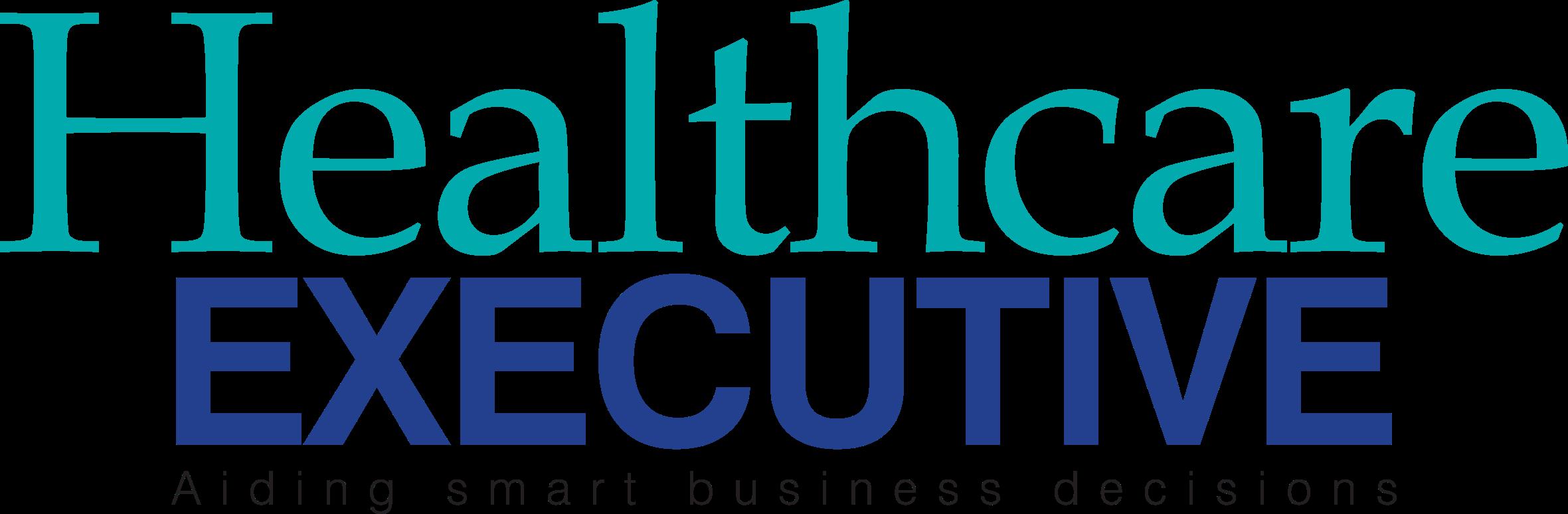 Healthcare Executive logo-Media partner for InnoHEALTH 2018