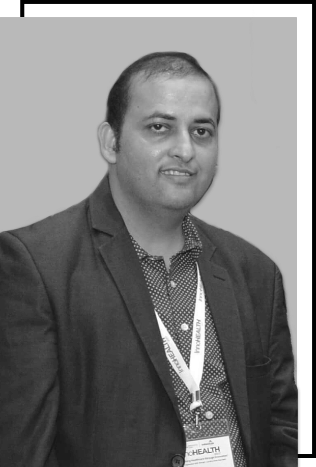 Sachin Gaur, Organising Committee Member, InnoHEALTH 2018 Annual Healthcare Conference
