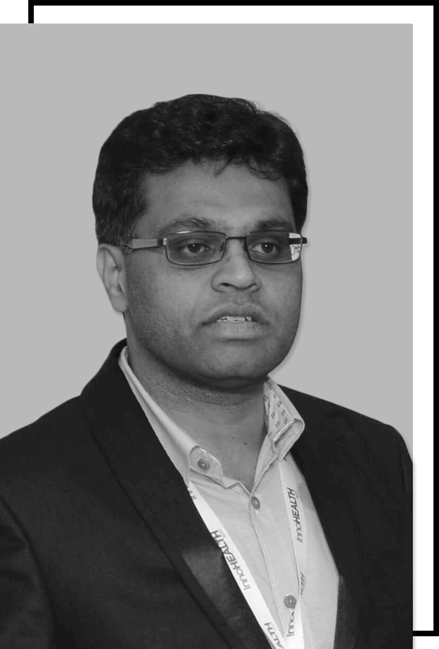 Dr Pavan Asalapuram, Speaker, InnoHEALTH 2018 Annual Healthcare Conference_.