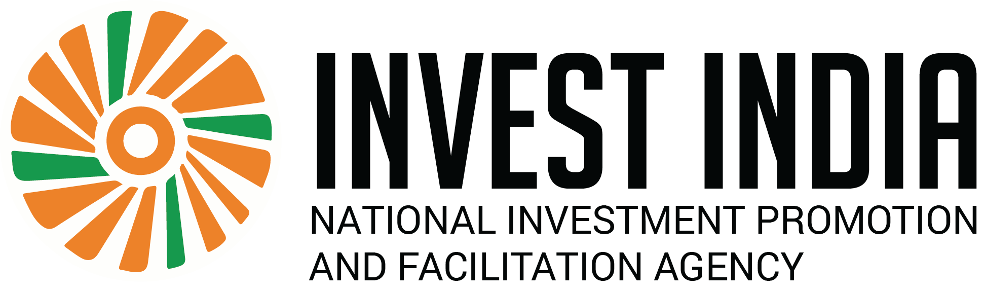 Invest India logo - Partner of InnoHEALTH 2018