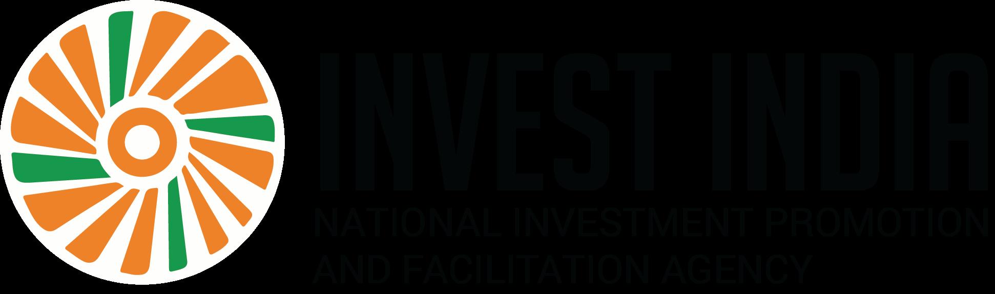 Invest India logo - Partner of InnoHEALTH 2018