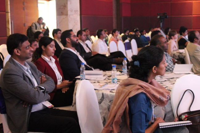 11. Doctors, policy makers and other healthcare professionals at InnoHEALTH 2018 inaugural session