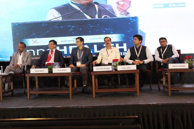 2. Panel of session on Make in India opportunities - BioTech, medtech devices and future technologies at InnoHEALTH 2018