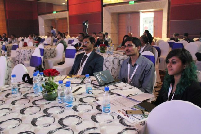 4. Doctors, policy makers and other healthcare professionals at InnoHEALTH 2018 inaugural session