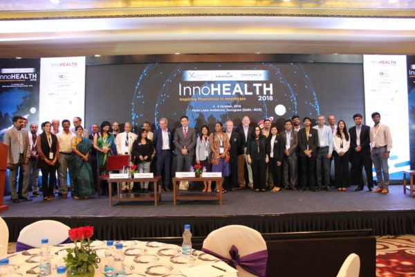 4. Group photo at the final session in InnoHEALTH 2018