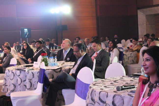 5. Doctors, policy makers and other healthcare professionals at InnoHEALTH 2018 inaugural session