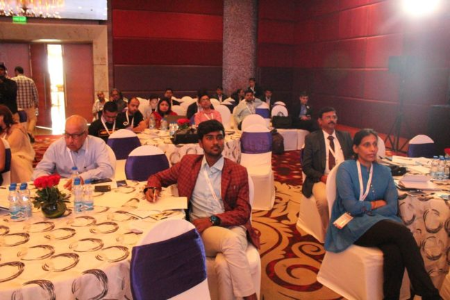 6. Attendees at session 1 for Innovations in hospitals in InnoHEALTH 2018