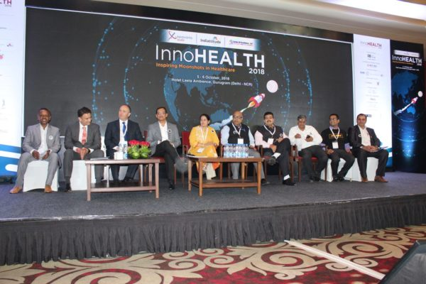 7. The jury for the Young innovators award at InnoHEALTH 2018