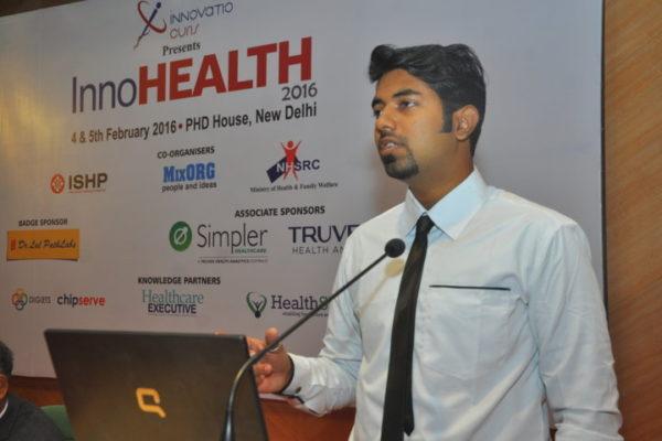 Participant at young innovators award 2016-1