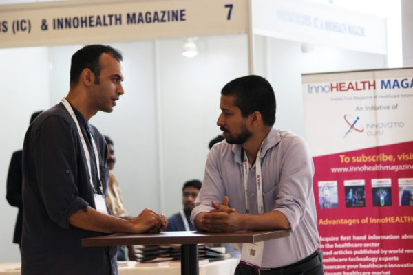 1 Participants at InnoHEALTH 2019