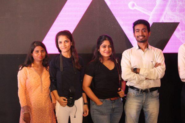 Arati Chaudhary, Ishika Taneja, Neha Prakash and Chetan Bansiwal at InnoHEALTH 2019