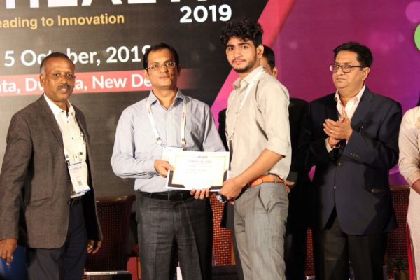 Ashish Sharma, Session 5 at InnoHEALTH 2019