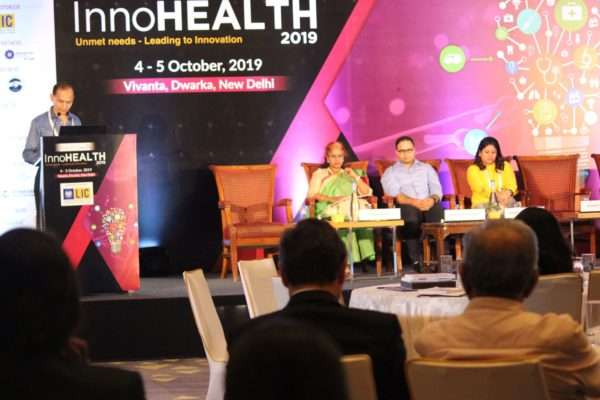 BRIG (DR.) AK TYAGI, Session 9 at InnoHEALTH 2019