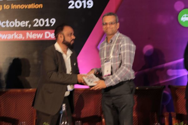 Bhaskar Motouru & Sharad Kumar, Session 8 at InnoHEALTH 2019