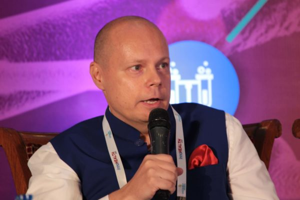 Dr. Jukka Holappa, Session 7 at InnoHEALTH 2019