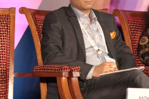 Dr. Naveen Nishchal, Moderator at Session 2 InnoHEALTH 2019