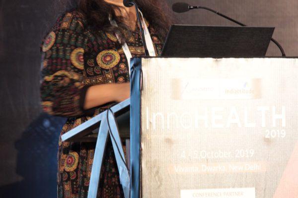 Dr. Rajni Wadhwa, Panelist at Session 2 InnoHEALTH 2019