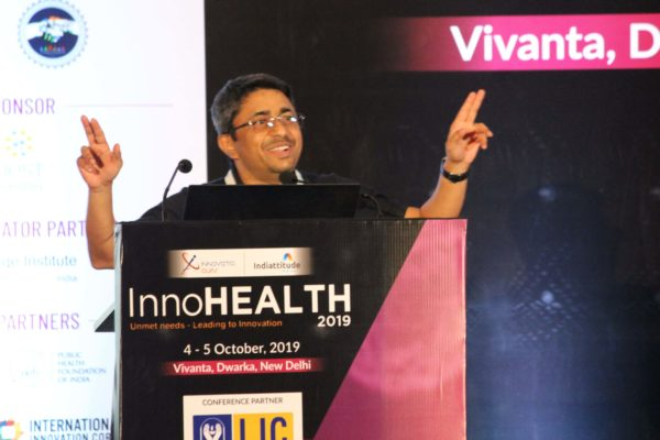 Dr. Sanjay Sharma at Session 9