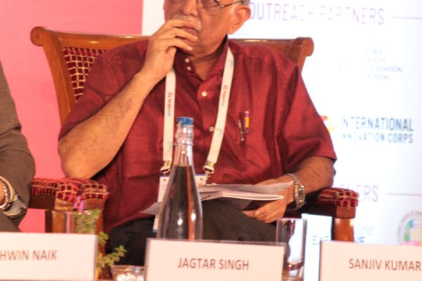 Dr. Sanjiv Kumar at Session 2 InnoHEALTH 2019